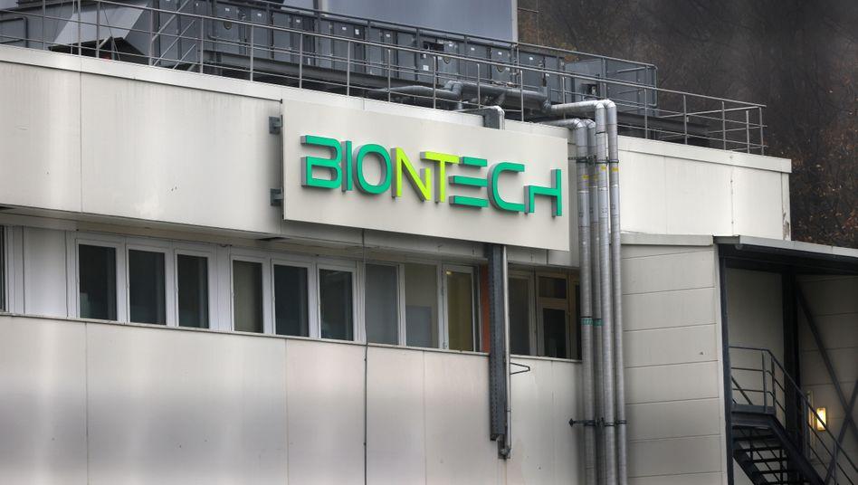 Neuer Biontech-Standort in Marburg