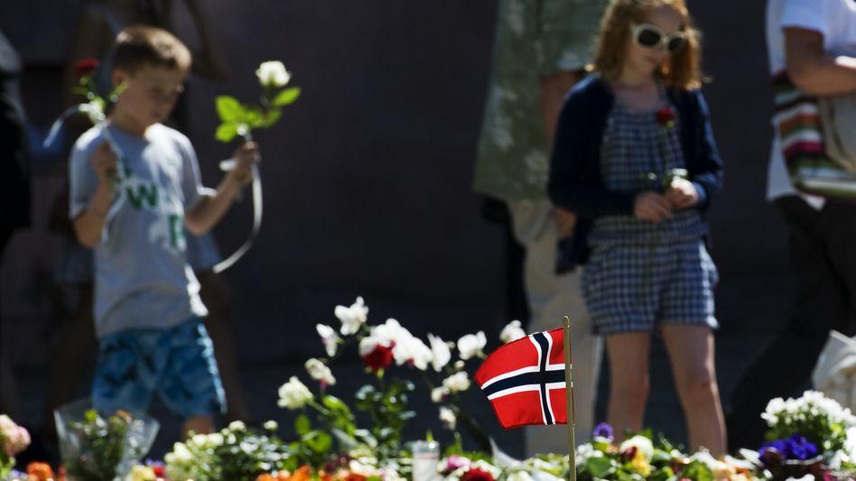 """Trauernde Kinder in Norwegen: """"Ich hoffe, dass in Norwegen Selbstreflexion einsetzt"""""""