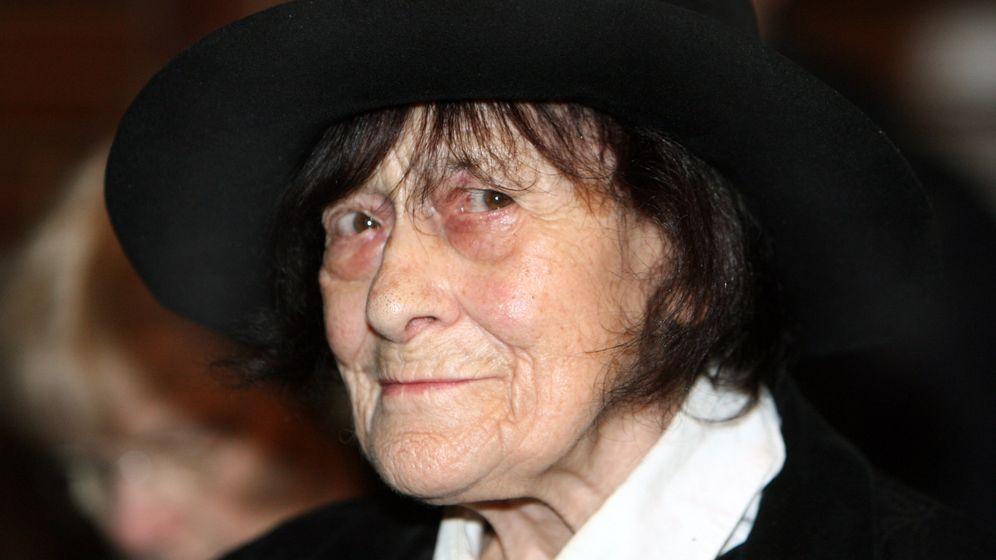 Erika Krauß ist tot: Hamburger Pressefotografin mit 96 Jahren gestorben