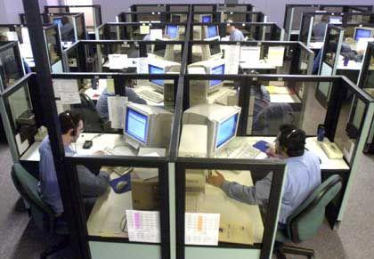 Call-Center in den USA: Angst vor der Konkurrenz aus Indien