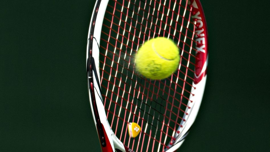 Tennis: Die Aktion schnell verändern können
