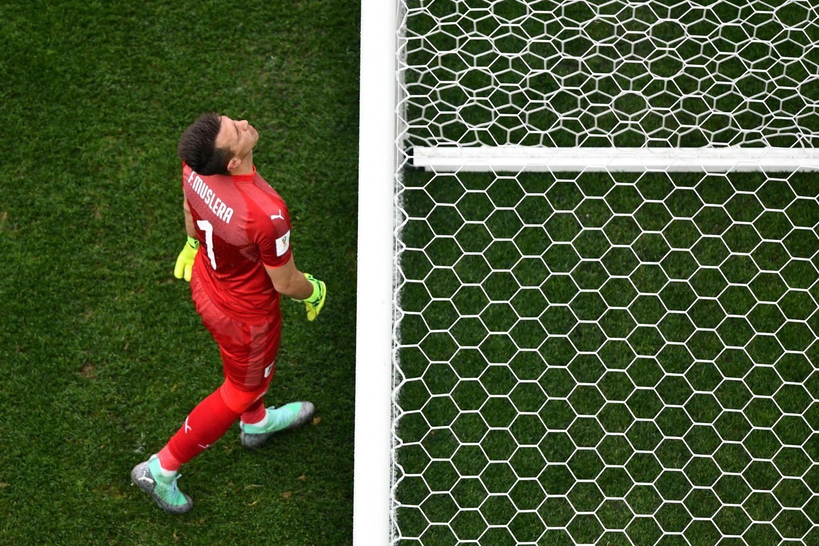 WM / Uruguay - Frankreich
