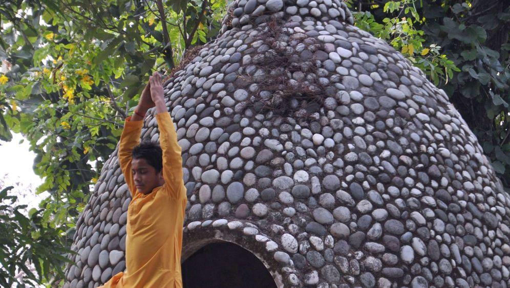 Rishikesh: Meditieren wie die Beatles