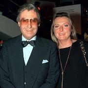 Archivbild: Peter Alexander mit seiner Tochter Susanne im Jahr 1996