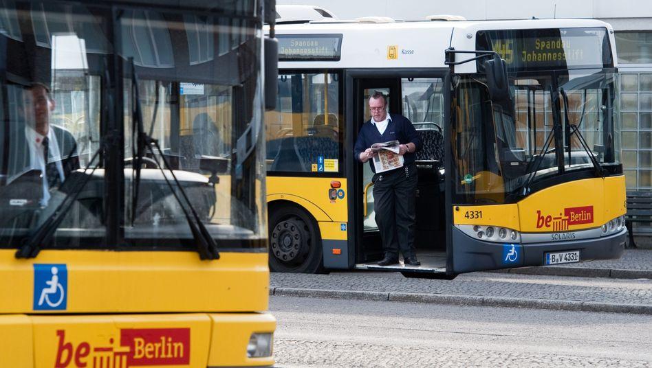 In Berlin wird am Freitag gestreikt
