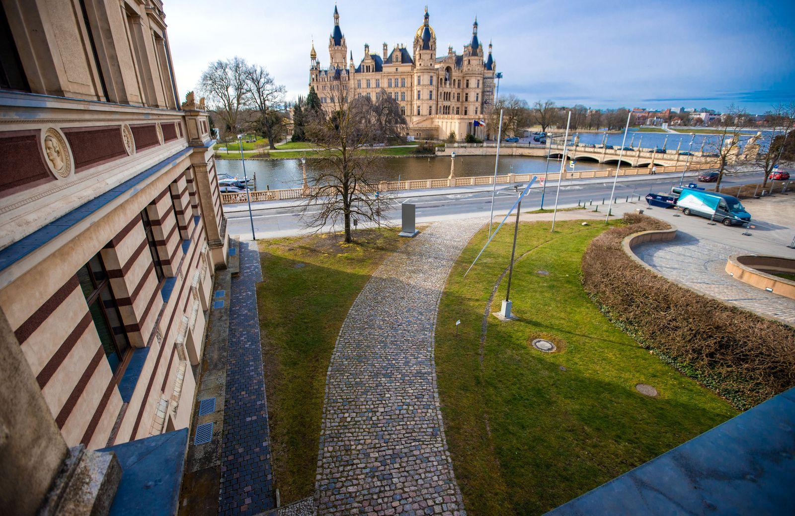Coronavirus - Schwerin - Neue Lockdown-Regelungen