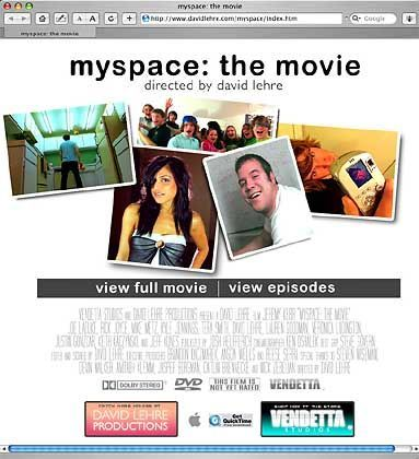"""MySpace: The Movie"": Überraschungserfolg bringt Profi-Vertrag"