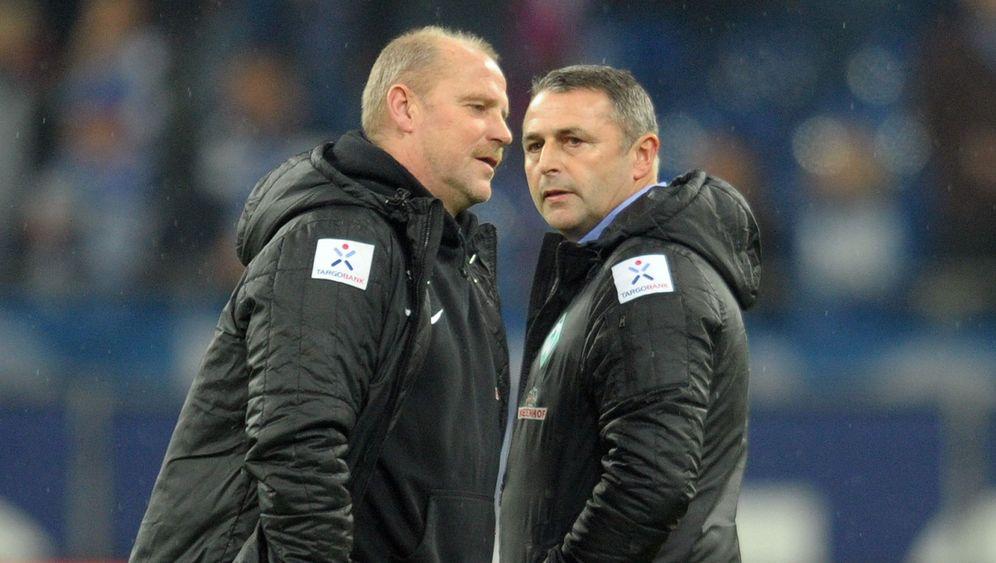 Allofs Abschied aus Bremen: 13 Jahre Manager bei Werder