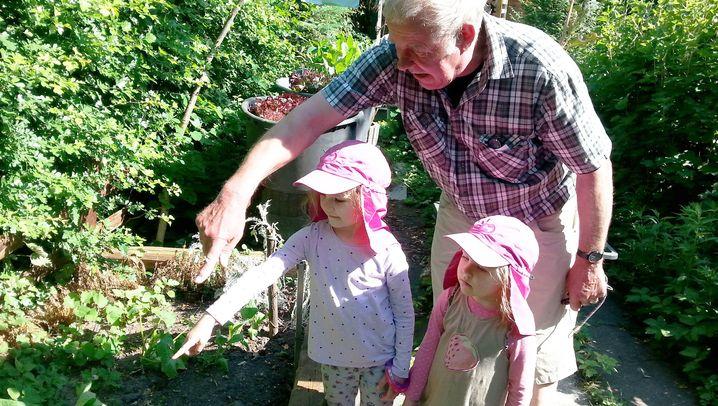 Sommerferien mit Oma und Opa: Kleine große Abenteuer