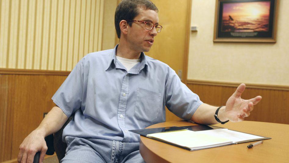 Jens Söring im Gefängnis in Dillwyn im US-Bundesstaat Virginia (Archivbild von 2011): Seit 1986 im Gefängnis
