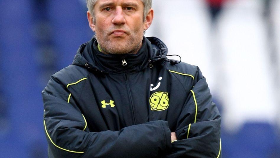 """Trainer Bergmann: """"Leider nicht die notwendigen Siege"""""""