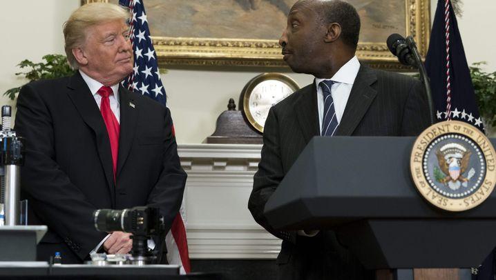 US-Vorstände: Das sind die Trump-Gegner