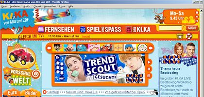"Kika.de: Das geplante Internet-Portal soll ""Konsumentenwohlfahrt"" fördern"