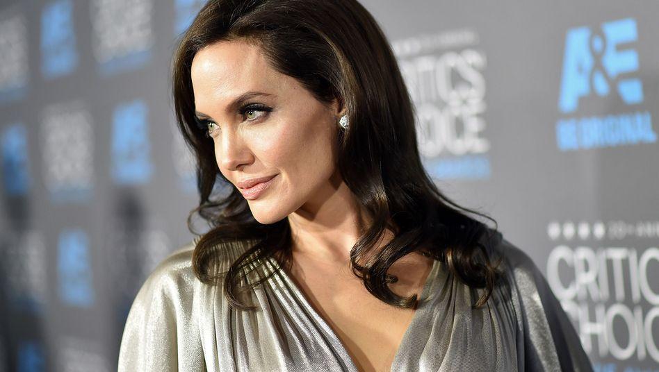 Filmemacherin und Schauspielerin Jolie: Eine von wenigen Frauen in Hollywood