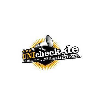 """Logo von """"Unicheck.de"""": PR unter studentischem Deckmantel"""