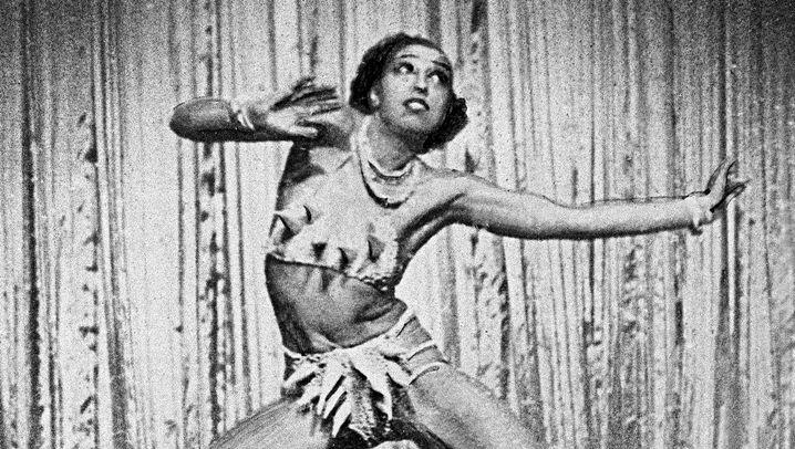 "Baker in den ""Ziegfeld Follies"": ""Den Popo spielen lassen"" - Josephine Baker in New York"