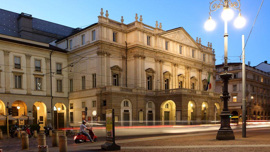 """Scala in Mailand: """"Spezialisten des Spektakels"""""""