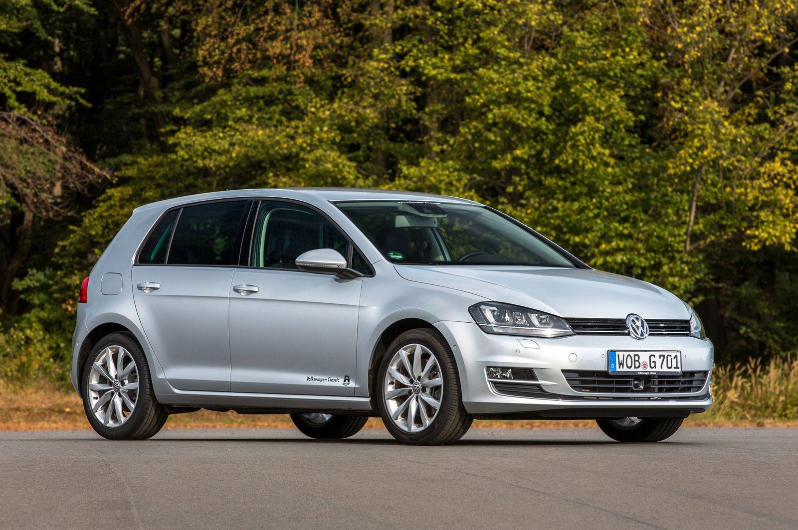 Volkswagen Golf - siebente Generation
