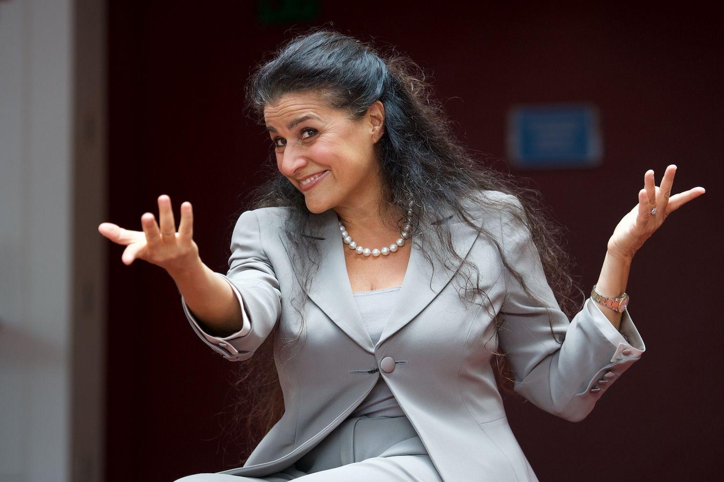 EINMALIGE VERWENDUNG Cecilia Bartoli