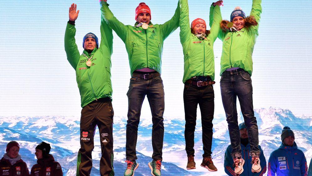 Dahlmeier, Schempp, Neureuther: Alle Medaillengewinner in der Übersicht
