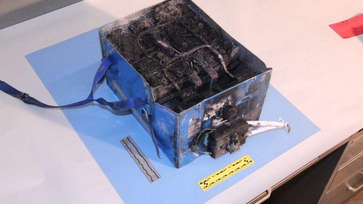 Pannenflieger: Batterie-Misere an Bord des Dreamliners