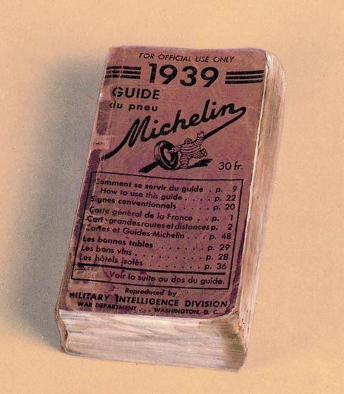 """""""Guide Michelin""""-Nachdruck: Geschmack von seinen besten Seiten"""