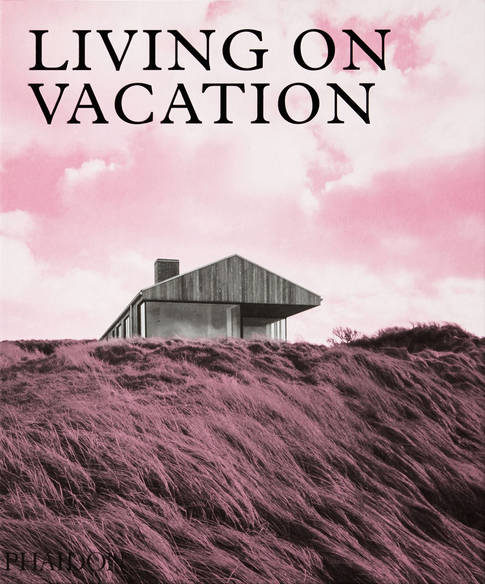 Buch/ Living on Vacation COVER