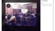 Oberstleutnant sprach vor rechtsextremen Burschenschaftlern
