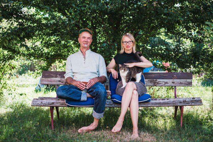 """Jan Hufenbach und Arielle Kohlschmidt: """"Traum vom Haus im Grünen"""""""