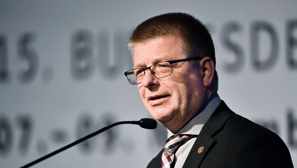 Spitzenbeamter Thomas Haldenwang: Ohne Hang zur großen Geste