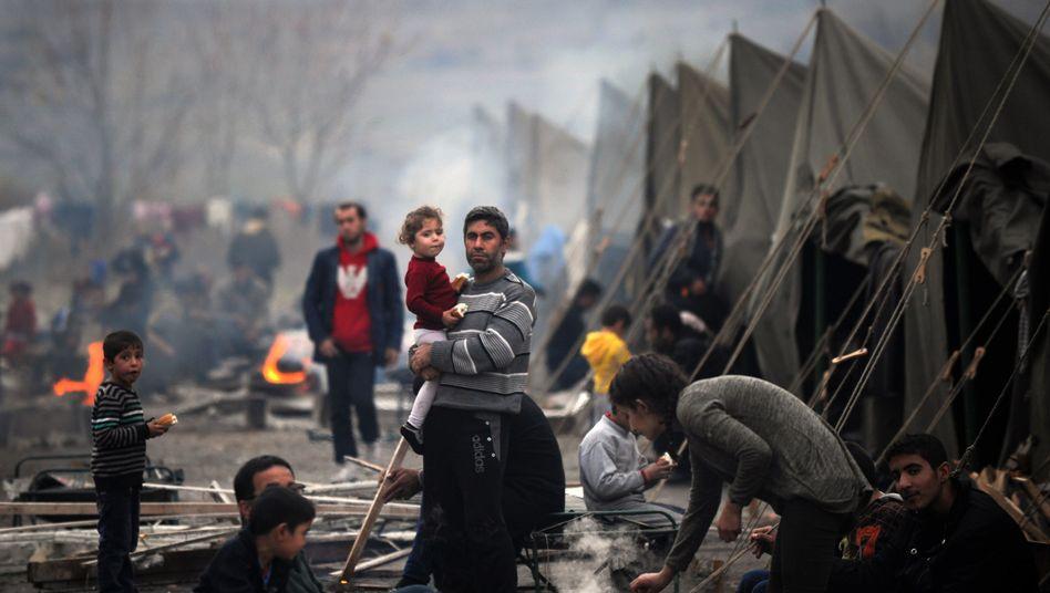 Flüchtlingslager in Bulgarien: Ohne Menschen im arbeitsfähigen Alter wächst die Armut