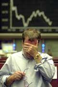 Das tut weh: Manche Bewegungen der Börse sind rational nicht mehr zu erklären - viele haben betrügerische Ursachen
