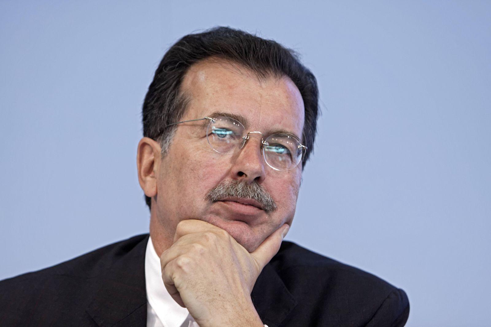 Hans-Jörg Vetter, Vorsitzender des Vorstands, der LBBW, Landesbank Baden-Württemberg in Stuttgart, Baden-Württemberg, D