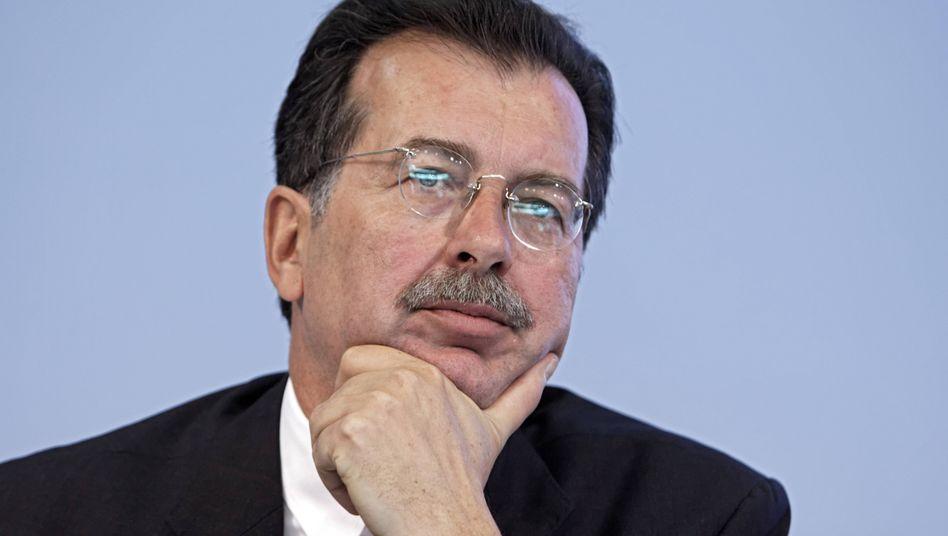 Hans-Jörg Vetter: Der frühere Chef der LBBW wird Chefkontrolleur der Commerzbank - doch Cerberus wollte den Manager nicht