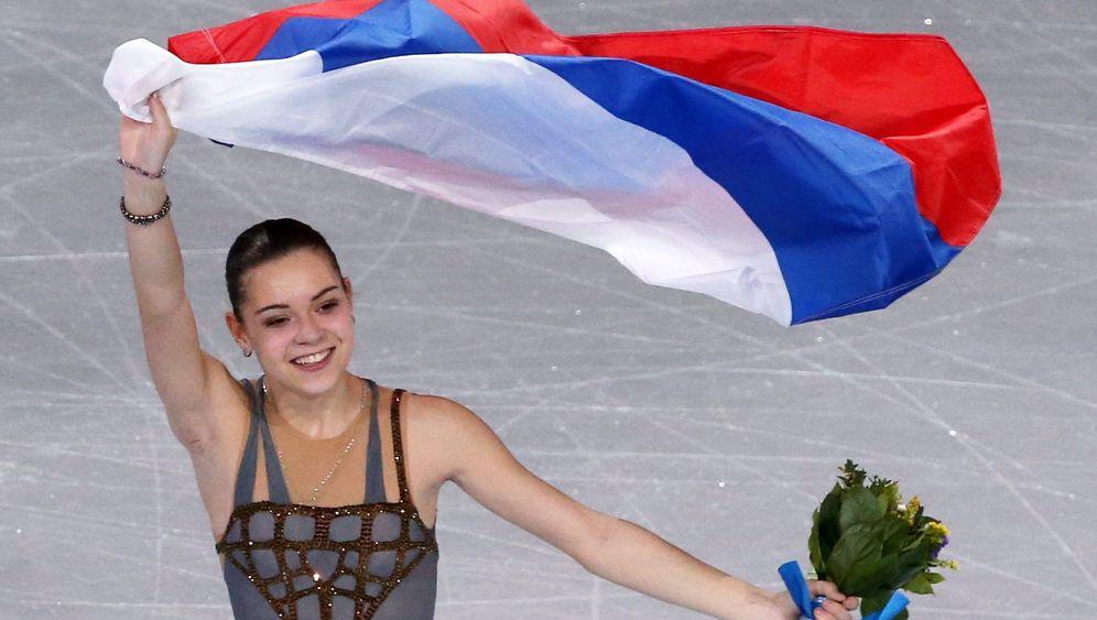 Eiskunstlauf der Frauen: Russlands historischer Triumph