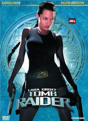 Wiederholungstäterin: Lara Croft alias Angelina Jolie