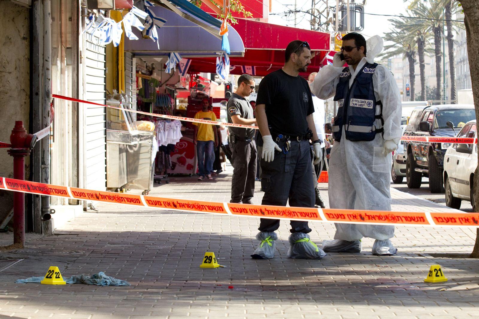 Israel / Tatort / Kriminalität