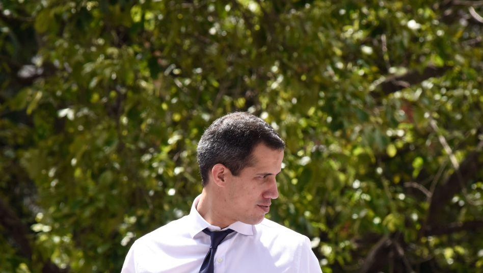 """Juan Guaidó: Suche nach einem """"Ausweg aus der Diktatur"""""""