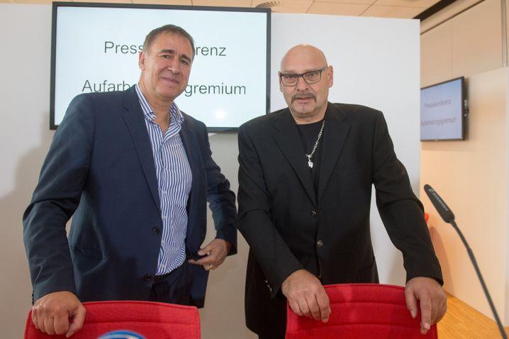 Peter Schmitt und Alexander Probst