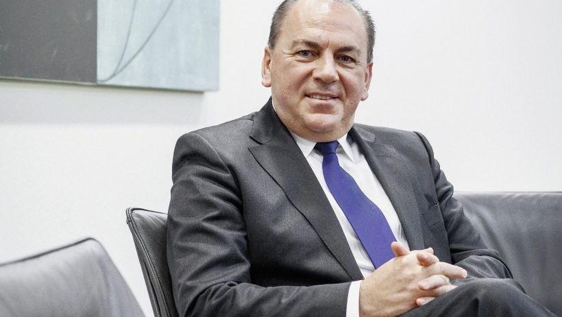 Banker Weber: »Einen Zustand vorgefunden, bei dem vieles im Argen lag«