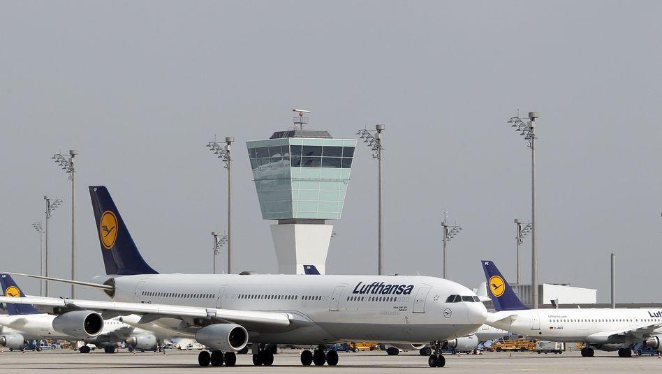 Aschewolke: Luftraumsperre über Deutschland komplett aufgehoben