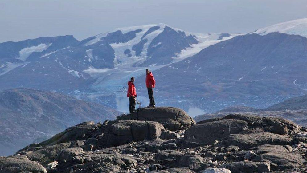Grönland-Expedition: Grausiges Tagebuch, glücklicher Fund