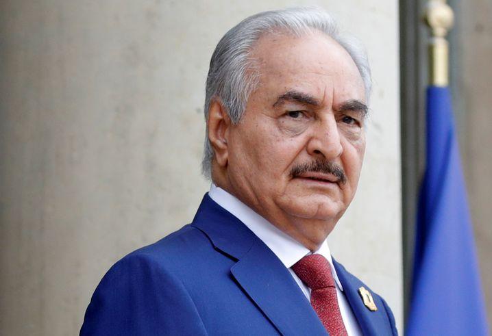 Warlord Haftar: Libyens neuer starker Mann