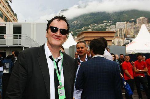 "Regisseur Tarantino: Mit ""Inglourious Basterds"" in Cannes"