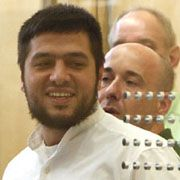 Atilla Selek (left), one of three men suspected of belonging to a radical Islamist terror cell that plotted attacks on targets in Germany, has told German police that a Turkish man, Mevlüt K., supplied the detonators.