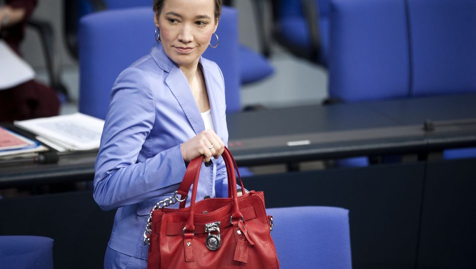 Familienministerin Schröder: Steht zur Flexi-Quote - und gerät damit in die Kritik