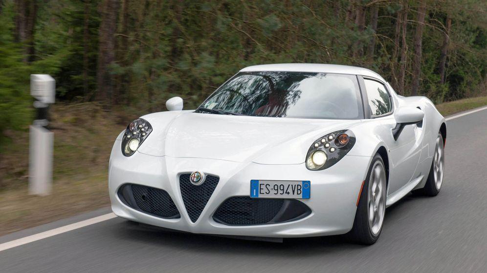 Fahrbericht Alfa Romeo 4C: So soll es sein