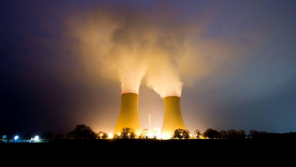 Kernkraftwerk Grohnde (Archiv)