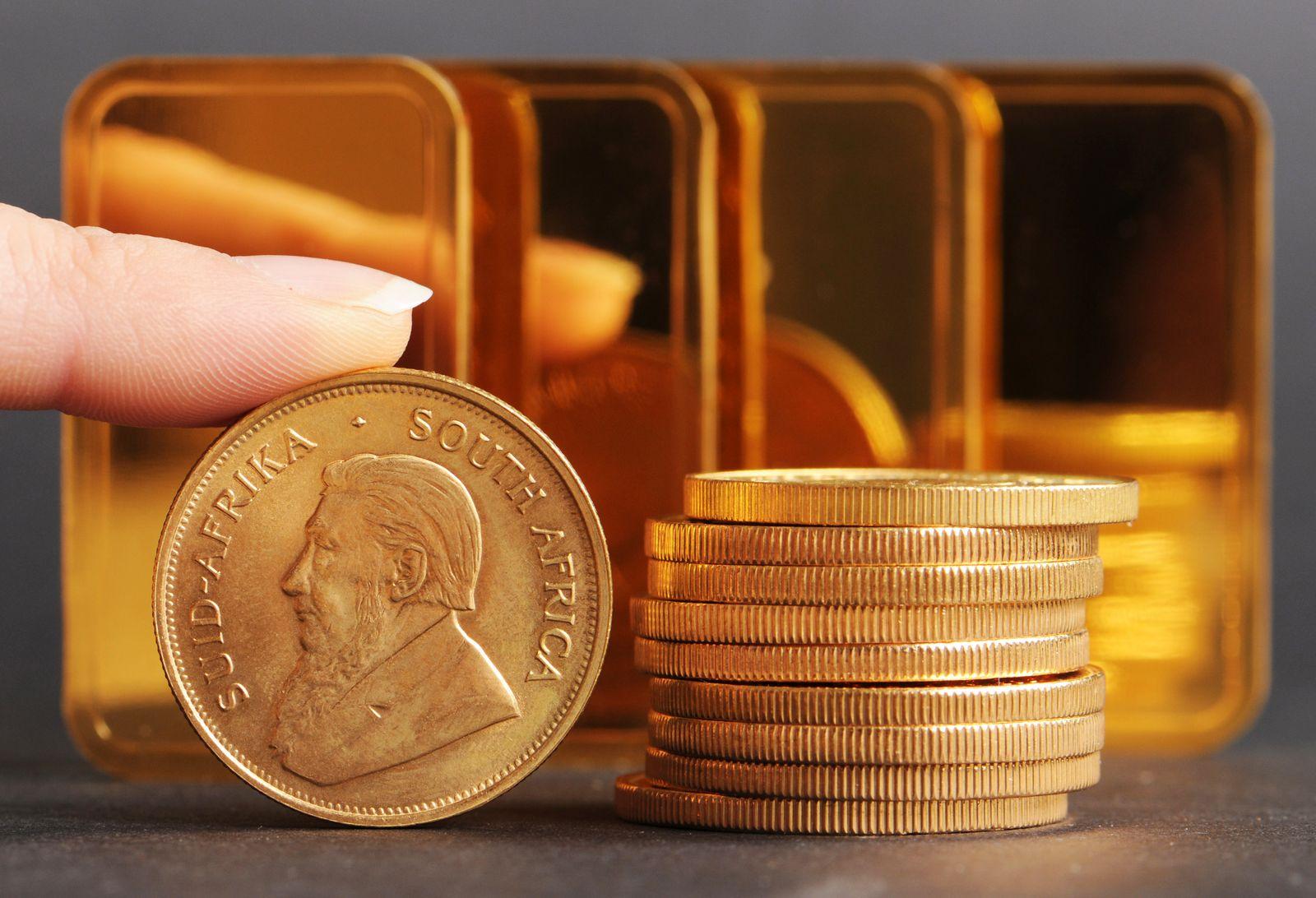 Gold / Goldmünzen / Goldpreis /