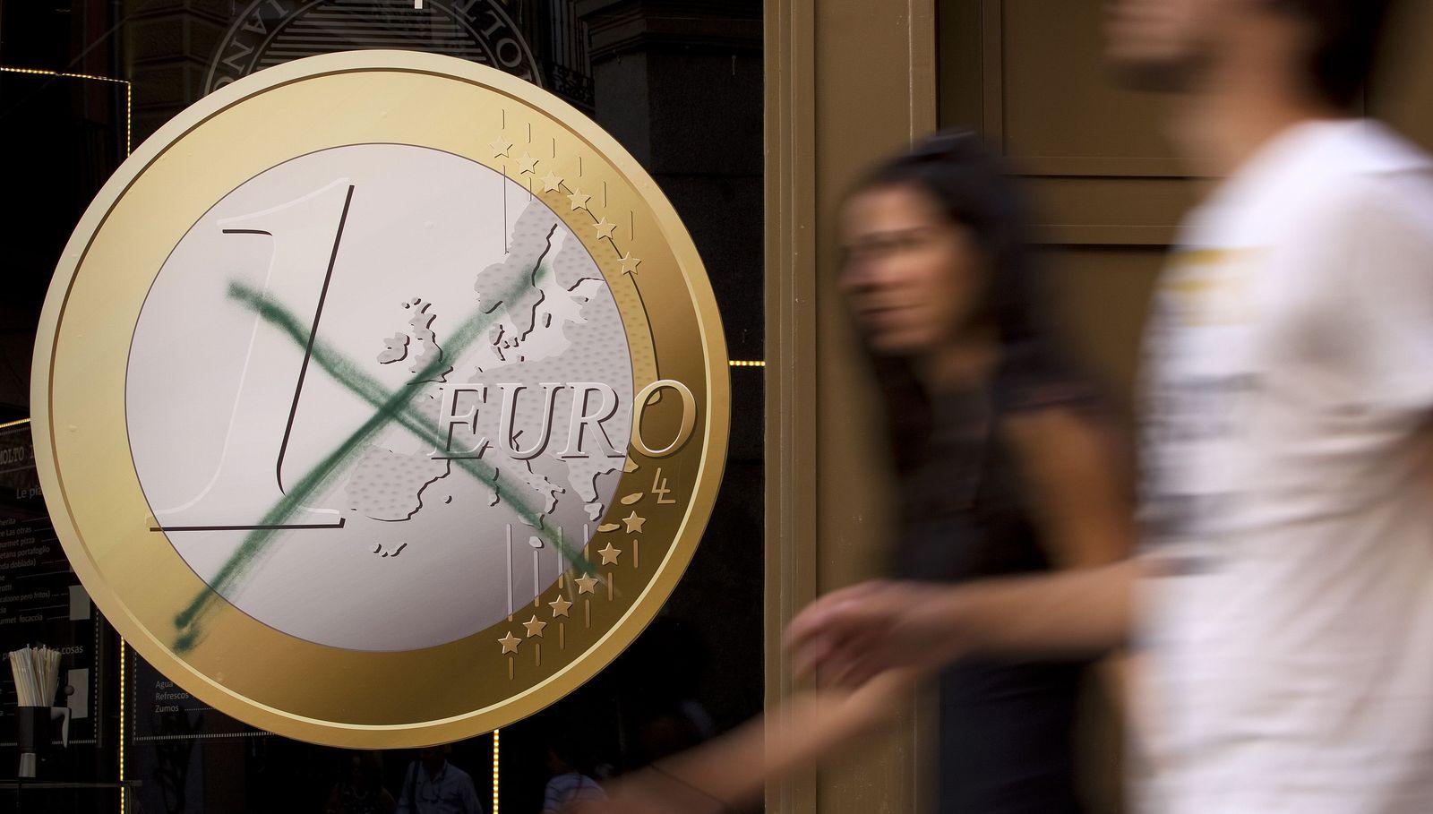 EUROZONE/euro krise
